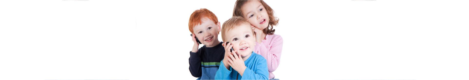 children calling